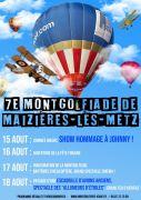 Les Montgolfiades de Maizières-les-Metz 57280 Maizières-lès-Metz du 15-08-2019 à 10:00 au 18-08-2019 à 23:00
