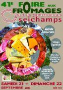 Foire aux Fromages à Seichamps 54280 Seichamps du 21-09-2019 à 11:00 au 22-09-2019 à 18:00