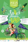 Les Folles Journées du Vélo à Épinal 88000 Epinal du 14-09-2019 à 14:00 au 15-09-2019 à 17:00