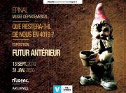 Exposition Futur Antérieur à Épinal 88000 Epinal du 13-09-2019 à 09:30 au 31-01-2020 à 17:30