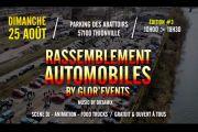 Rassemblement Automobiles à Thionville 57100 Thionville du 25-08-2019 à 10:00 au 25-08-2019 à 18:30