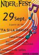 Nider-Fest à Niderviller 57565 Niderviller du 29-09-2019 à 15:00 au 29-09-2019 à 23:59
