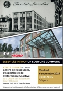 Visite Guidée du CREPS à Essey-lès-Nancy 54270 Essey-lès-Nancy du 06-09-2019 à 19:30 au 06-09-2019 à 21:15