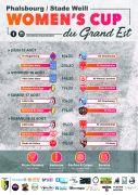 Women's Cup du Grand Est 2019 à Phalsbourg 57370 Phalsbourg du 15-08-2019 à 15:00 au 18-08-2019 à 22:00