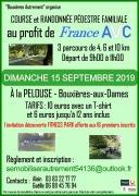 Course et Randonnée Pédestre à Bouxières-aux-Dames