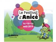Festival d'Anicé pour les familles à La Bresse 88250 La Bresse du 14-08-2019 à 15:00 au 16-08-2019 à 18:30