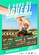 Fête de l'Agriculture à Ceintrey 54134 Ceintrey du 24-08-2019 à 10:00 au 25-08-2019 à 17:00