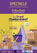 Théâtre Le Grand Chambardement Domèvre Vaxoncourt Charmois Domèvre-sur-Avière, Vaxoncourt et Charmois-L'Orgueilleux du 29-08-2019 à 20:30 au 31-08-2019 à 22:30