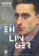 Exposition M. Ehlinger St-Dié-des-Vosges Musée Pierre Noël 88100 Saint-Dié-des-Vosges du 16-08-2019 à 17:00 au 22-09-2019 à 18:00