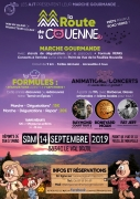 Marche Gourmande Route de la Couenne Val d'Ajol 88340 Le Val-d'Ajol du 14-09-2019 à 15:00 au 14-09-2019 à 23:30