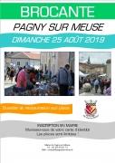 Brocante Pagny sur Meuse  55190 Pagny-sur-Meuse du 25-08-2019 à 06:00 au 25-08-2019 à 18:00