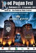 Festival Rod Pagan Fest à Rodemack 57570 Rodemack du 21-09-2019 à 16:00 au 22-09-2019 à 01:00