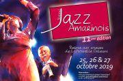 Festival du Jazz Amarinois  68550 Saint-Amarin du 25-10-2019 à 20:15 au 27-10-2019 à 19:00