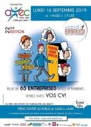 Vand'Emploi 2019 à Vandoeuvre-lès-Nancy 54500 Vandoeuvre-lès-Nancy du 16-09-2019 à 12:30 au 16-09-2019 à 17:30