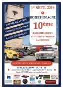 Rassemblement Autos Motos Anciennes à Robert Espagne 55000 Robert-Espagne du 01-09-2019 à 09:00 au 01-09-2019 à 18:00