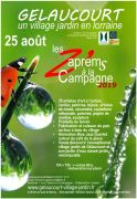 Les Z'Aprems à la Campagne à Gélaucourt