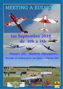 Meeting Aéromodélisme à Eulmont  54690 Eulmont du 01-09-2019 à 10:00 au 01-09-2019 à 18:00