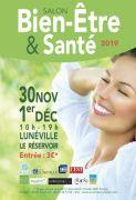 Salon Bien-Être et Santé à Lunéville 54300 Lunéville du 30-11-2019 à 10:00 au 01-12-2019 à 19:00
