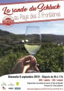 Rando du Schluck au Pays des 3 Frontières 57480 Contz-les-Bains du 08-09-2019 à 09:00 au 08-09-2019 à 17:00
