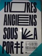 Marché Les Livres Anciens sous la Porte à Nancy 54000 Nancy du 13-09-2019 à 15:00 au 15-09-2019 à 18:00