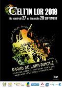 Festival Celtique Celt'In Lor à Frouard et Pompey 54390 Frouard du 27-09-2019 à 20:30 au 29-09-2019 à 18:00
