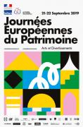 Journées du Patrimoine à Sarrebourg 57400 Sarrebourg du 21-09-2019 à 10:00 au 22-09-2019 à 18:00