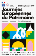 Journées du Patrimoine à Thionville 57100 Thionville du 21-09-2019 à 14:00 au 22-09-2019 à 19:00