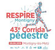Corrida Pédestre à Montigny-lès-Metz 57950 Montigny-lès-Metz du 29-09-2019 à 09:30 au 29-09-2019 à 17:00