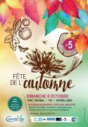 Fête de l'Automne au Parc Thermal à Contrexéville 88140 Contrexéville du 06-10-2019 à 10:00 au 06-10-2019 à 19:00
