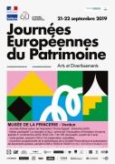 Journées du Patrimoine au Musée de la Princerie 55100 Verdun du 21-09-2019 à 09:30 au 22-09-2019 à 18:00