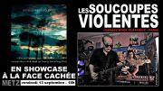 Concert Les Soucoupes Violentes et Foggy Bottom à Metz 57000 Metz du 13-09-2019 à 18:00 au 13-09-2019 à 19:00