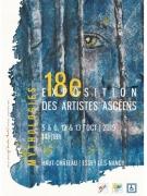 Exposition Mythologie des Artistes Ascéens à Essey-lès-Nancy 54270 Essey-lès-Nancy du 05-10-2019 à 14:00 au 13-10-2019 à 18:00