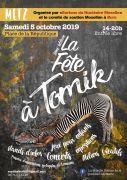 La Fête à Tomik à Metz 57000 Metz du 05-10-2019 à 14:00 au 05-10-2019 à 20:00