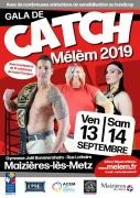 Grand Spectacle de Catch à Maizières-Lès-Metz 57280 Maizières-lès-Metz du 13-09-2019 à 19:30 au 14-09-2019 à 23:30