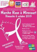 Octobre Rose Marche à Mirecourt 88500 Mirecourt du 06-10-2019 à 10:00 au 06-10-2019 à 11:30