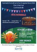 Fête Patronale et de la Bière Contrexéville 88230 Plainfaing du 21-09-2019 à 14:00 au 22-09-2019 à 14:00
