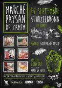Marché Paysan de l'AMEM à Sturzelbronn 57230 Sturzelbronn du 15-09-2019 à 10:00 au 15-09-2019 à 20:00