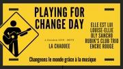 Playing For Change à Metz 57000 Metz du 04-10-2019 à 18:00 au 04-10-2019 à 23:59