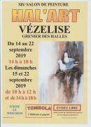 Salon de Peinture Hal'Art à Vézelise