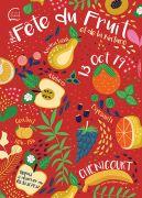 Fête du Fruit à Chenicourt 54610 Chenicourt du 13-10-2019 à 10:00 au 13-10-2019 à 18:00
