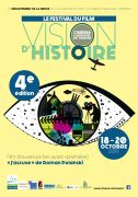 Festival du Film Vision d'Histoire Verdun 55100 Verdun du 18-10-2019 à 19:00 au 20-10-2019 à 16:00