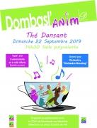 Thé Dansant à Dombasle-sur-Meurthe 54110 Dombasle-sur-Meurthe du 22-09-2019 à 14:00 au 22-09-2019 à 18:00