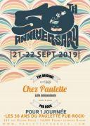Concerts 50 Ans Chez Paulette Pagney-derrière-Barine