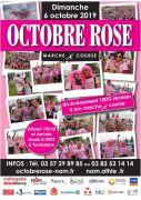 Octobre Rose Course et Marche à Nancy Tomblaine 54510 Tomblaine du 06-10-2019 à 10:30 au 06-10-2019 à 11:30