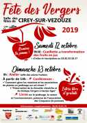 Fête des Vergers à Cirey-sur-Vezouze 54480 Cirey-sur-Vezouze du 12-10-2019 à 09:00 au 13-10-2019 à 18:00