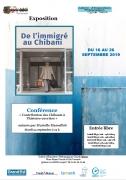 Exposition De l'Immigré au Chibani à Fameck 57290 Fameck du 16-09-2019 à 14:00 au 26-09-2019 à 16:30