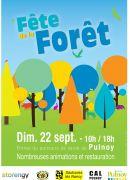 Fête de la Forêt à Pulnoy 54420 Pulnoy du 22-09-2019 à 10:00 au 22-09-2019 à 18:00