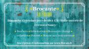 La Brocante du Florain à Nancy 54000 Nancy du 13-10-2019 à 09:00 au 13-10-2019 à 17:00