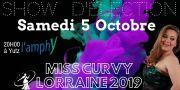 Show Miss Curvy Lorraine à Yutz 57970 Yutz du 05-10-2019 à 19:30 au 05-10-2019 à 23:00