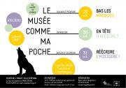Le Musée Comme Ma Poche à Épinal 88000 Epinal du 29-10-2019 à 14:00 au 31-10-2019 à 17:30